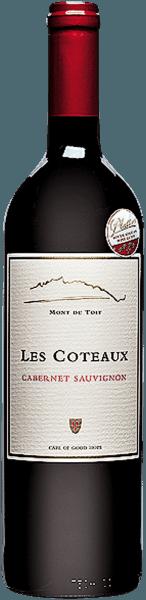 Les Côteaux Cabernet Sauvignon Paarl WO 2016 - Mont du Toit
