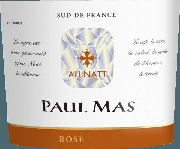 AllNatt Rosé 2019 - Domaine Paul Mas von Domaine Paul Mas