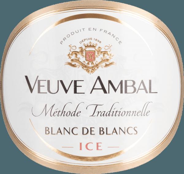 Ice Blanc de Blancs Demi-sec - Veuve Ambal von Veuve Ambal