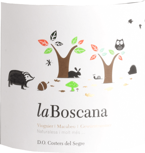 La Boscana Blanco 2019 - Costers Del Sio von Costers del Sió