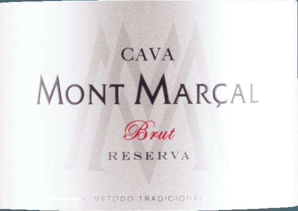 Cava Brut Reserva DO - Mont Marcal von Mont Marcal