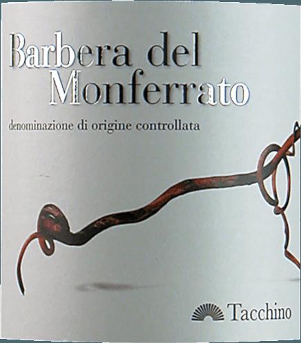 Barbera de Montferrato DOC 2015 - Tacchino von Tacchino
