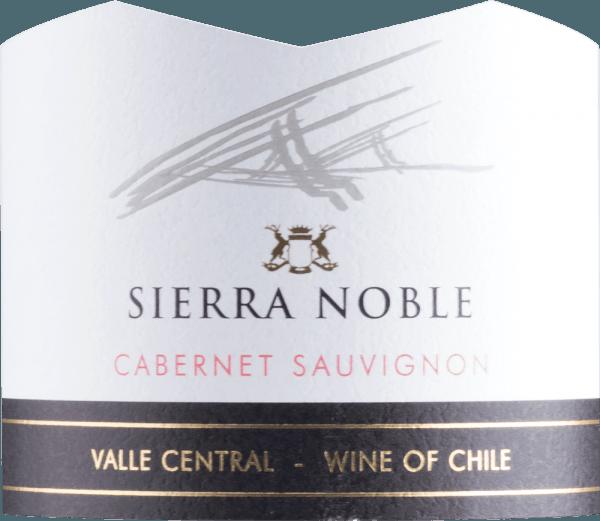 Cabernet Sauvignon Valle Central 2018 - Sierra Noble von Sierra Noble