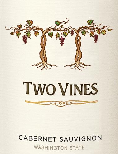 Two Vines Cabernet Sauvignon 2014 - Columbia Crest von Columbia Crest