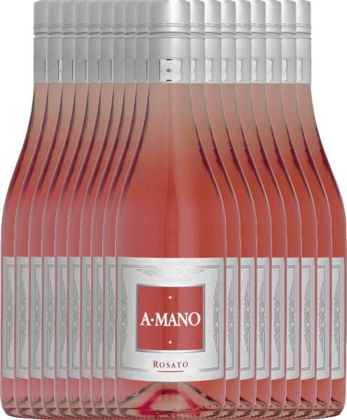 18er Vorteilspaket - Rosato 2019 - A Mano