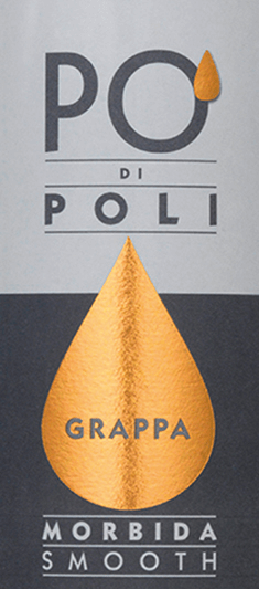 The Po' di Poli Morbida from Jacopo Poli is a smooth (morbida), full-bodied grappa distilled exclusively from the marc of the Moscato grape (100%). In the glass, this grappa presents itself in a clear, transparent colour. The bouquet reveals wonderful aromas of juicy, sun-ripened citrus fruits and orange blossoms. On the palate, as the addition of morbida suggests, this grappa is wonderfully smooth with a full-bodied body. The fine fruit aroma of the nose is skillfully reflected in the taste. Distillation of Jacopo Poli Po' di Poli Morbida The still fresh pomace of the Moscato grape is traditionally distilled in old copper boilers. After distillation, this grappa still has 75% by volume. By adding distilled water, this grappa has an alcohol content of 40% by volume. Afterwards this Grappa rests for altogether 6 months in high-grade steel tanks, in order to be filled finally gently filtered on the bottle. Serving suggestion for Morbida Po' di Poli Jacopo Poli Enjoy this Grappa at a temperature of 10 to 15 degrees Celsius gerna as a fine digestif of a delicious menu.
