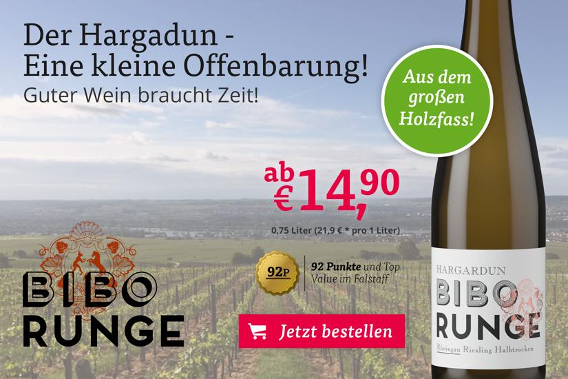 Hargardun Rheingau Riesling