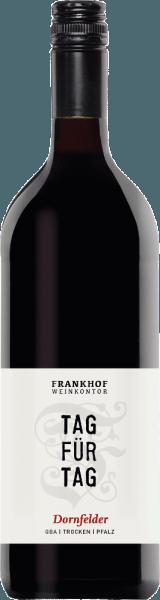 Tag für Tag Dornfelder trocken 1,0 l 2018 - Frankhof Weinkontor
