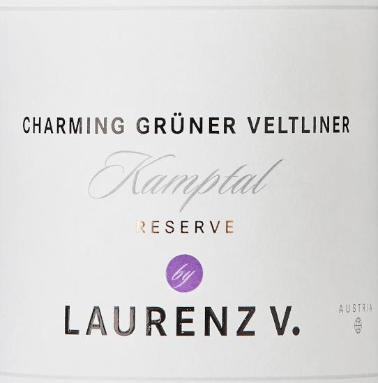 Charming Grüner Veltliner 2017 - Laurenz V von Laurenz V.