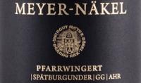 Vorschau: Neuenahrer Sonnenberg Spätburgunder GG 2018 - Meyer-Näkel