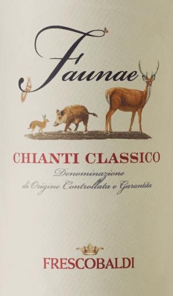 Faunae Chianti Classico DOCG 2017 - Frescobaldi von Frescobaldi