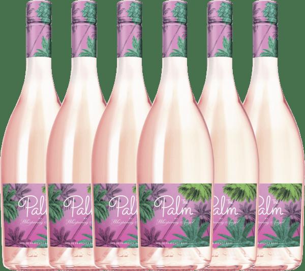 6er Vorteils-Weinpaket - The Palm Rosé by Whispering Angel 2019 - Château d'Esclans von Château d'Esclans
