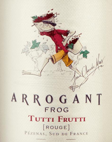 Tutti Frutti Rouge 2018 - Arrogant Frog von Arrogant Frog