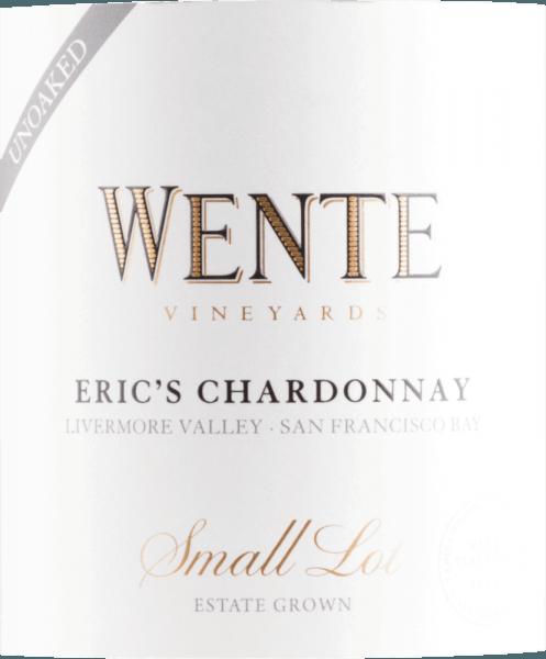Eric's Chardonnay Small Lot 2018 - Wente Vineyards von Wente Vineyards