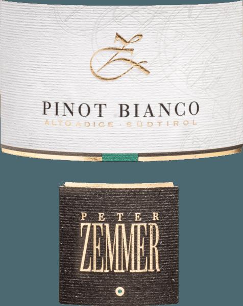 Pinot Bianco Südtirol DOC 2019 - Peter Zemmer von Weingut Peter Zemmer