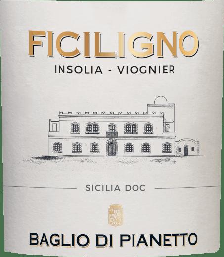 Ficiligno Sicilia IGT 2018 - Baglio di Pianetto von Baglio di Pianetto