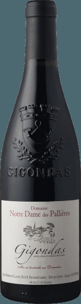 Les Mourres Gigondas AOP 2019 - Domaine Notre Dame des Pallieres