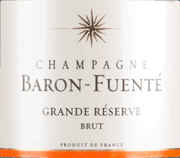 Grande Réserve Brut - Champagne Baron-Fuenté von Champagne Baron-Fuenté