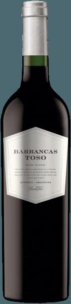 Barrancas Toso Malbec Cabernet Sauvignon 2013 - Pascual Toso