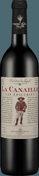 La Canaille Côtes de Roussillon AOP 2017 - Château de Corneilla von Château de Corneilla