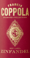 Vorschau: Diamond Collection Red Label Zinfandel 2017 - Francis Ford Coppola Winery