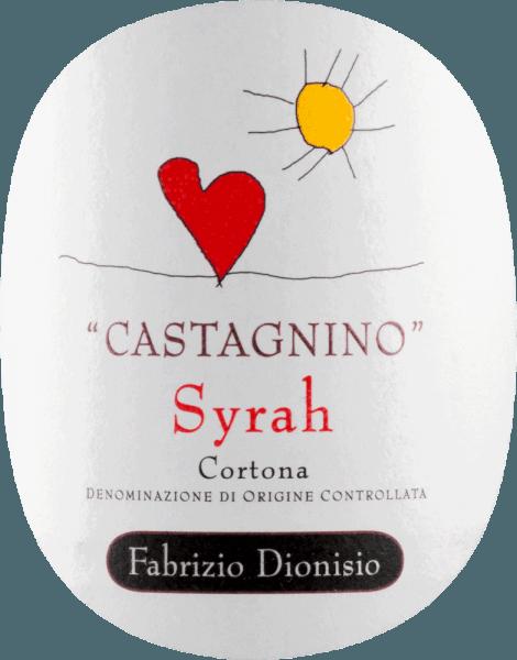 Castagnino Syrah Cortona 2017 - Fabrizio Dionisio von Fabrizio Dionisio