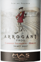Preview: Ribet Red Cabernet Sauvignon Merlot 2019 - Arrogant Frog