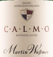 Vorschau: Calmo Cuvée trocken 2017 - Martin Waßmer