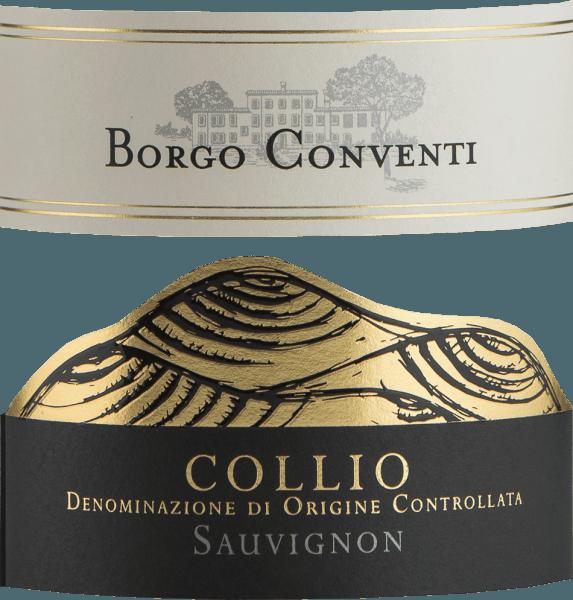 Sauvignon Blanc Collio DOC 2018 - Conventi von Borgo Conventi
