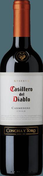 Casillero del Diablo Carmenère 2019 - Concha y Toro