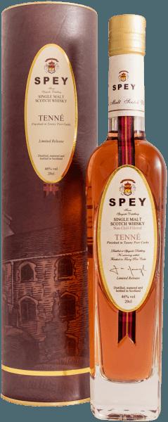 Spey Tenné Single Malt Scotch Whisky 0,2 l - Speyside Distillery