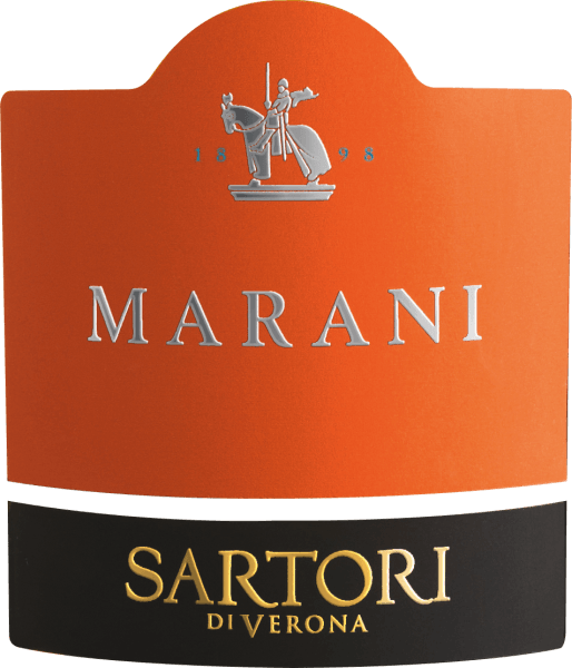 Marani Bianco Veronese IGT 2018 - Sartori di Verona von Casa Vinicola Sartori di Verona