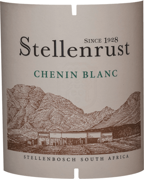 Chenin Blanc Stellenbosch WO 2019 - Stellenrust von Stellenrust