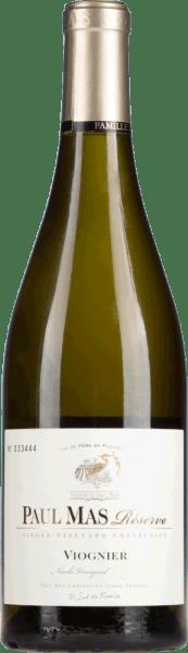 Single Vineyard Collection Viognier 2019 - Paul Mas Reserve von Domaine Paul Mas