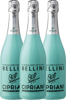 3er Paket - Bellini - The Original Cocktail - Cipriani