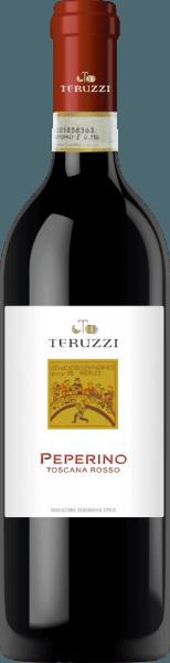 Peperino Rosso Toscana IGT 2016 - Teruzzi von Teruzzi