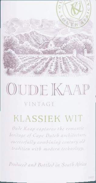 Oude Kaap Klassiek Wit 2020 - DGB von DGB
