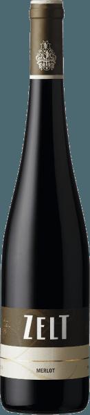 Dieser Merlot vom Weingut Zelt präsentiert einen kräftigen Sortencharakter und erscheint in einem strahlenden Rubinrot im Glas. Dabei präsentiert dieser Rotwein aus der Pfalz erdig- mineralische und feinwürzige Töne. Desweiteren sind Aromen von Paprika, Schattenmorellen und roten Beeren wahrnehmbar. Am Gaumen ist seine saftige Frucht vordergründig präsent, während sich florale Noten und ein süßlicher Schmel danach zu einem eleganten Finale vereinen. Speiseempfehlung für den Zelt Merlot Genießen Sie diesen trockenen Rotwein zu Klassikern der italienischen Küche, wie Pizza und Pasta, oder zu dunklem Fleisch.
