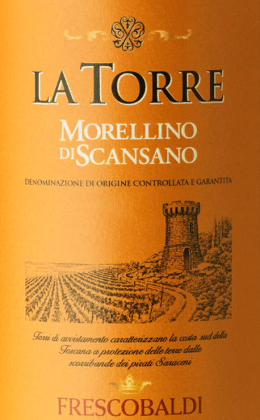 La Torre Morellino di Scansano DOCG 2019 - Frescobaldi von Frescobaldi