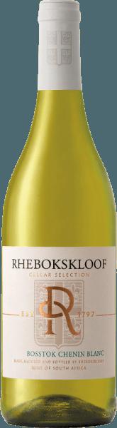 Im Glas offenbart der Cellar Selection Bosstok Chenin Blanc aus dem Hause Rhebokskloof eine dichtem platingelbe Farbe. In ein Weissweinglas eingegossen, präsentiert dieser Weißwein aus Südafrika herrlich ausdrucksstarke Aromen nach Gallia-Melone, Ananas, Sternfrucht und Physalis, abgerundet von weiteren fruchtigen Nuancen. Der Rhebokskloof Cellar Selection Bosstok Chenin Blanc präsentiert sich dem Weinliebhaber angenehm trocken. Dieser Weißwein zeigt sich dabei nie grobschlächtig oder karg, wie man es bei einem Wein im gehobenen Preiseinstieg erwarten kann. Durch die moderate Fruchtsäure schmeichelt der Cellar Selection Bosstok Chenin Blanc mit samtigem Mundgefühl, ohne es gleichzeitig an Frische missen zu lassen. Im Abgang begeistert dieser jugendliche Weißwein aus der Weinbauregion Coastal Region schließlich mit beachtlicher Länge. Erneut zeigen sich wieder Anklänge an Sternfrucht und Physalis. Vinifikation des Rhebokskloof Cellar Selection Bosstok Chenin Blanc Dieser Weißwein legt das Augenmerk klar auf eine Rebsorte, und zwar auf Chenin Blanc. Für diesen außergewöhnlich kraftvollen sortenreinen Wein von Rhebokskloof wurde nur makelloses Traubenmaterial geerntet. Nach der Handlese gelangen die Weintrauben umgehend ins Presshaus. Hier werden sie sortiert und behutsam gemahlen. Es folgt die Gärung im Edelstahltank bei kontrollierten Temperaturen. Der Vinifikation schließt sich eine Reifung für einige Monate auf der Feinhefe an, bevor der Wein schließlich in Flaschen abgefüllt wird. Speiseempfehlung für den Cellar Selection Bosstok Chenin Blanc von Rhebokskloof Dieser Weißwein aus Südafrika sollte am besten moderat gekühlt bei 11 - 13°C genossen werden. Er passt perfekt als Begleiter zu