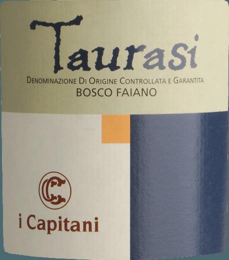 Taurasi Bosco Faiano DOCG 2013 - I Capitani von I Capitani
