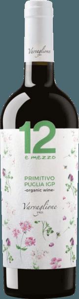 12 e Mezzo Primitivo Organic Wine Puglia IGP 2018 - Varvaglione