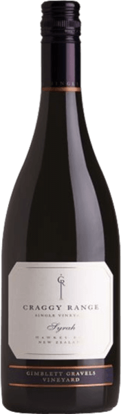 Gimblett Gravels Vineyard Syrah 2017 - Craggy Range
