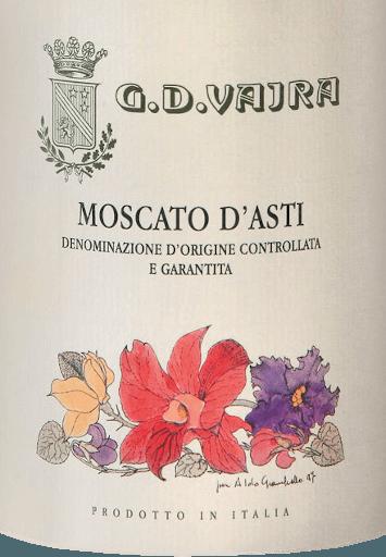 Moscato d'Asti DOCG 2019 - G.D. Vajra von G.D. Vajra