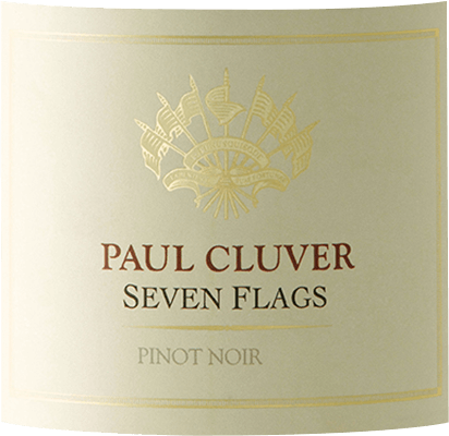 Seven Flags Pinot Noir 2016 - Paul Cluver von Paul Cluver