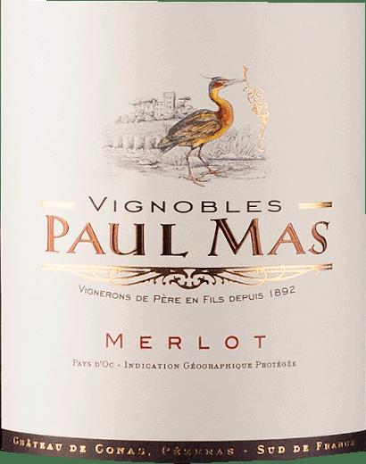 Classique Merlot 2018 - Domaine Paul Mas von Domaine Paul Mas