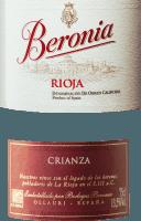 Vorschau: Crianza Rioja DOCa 2017 - Beronia