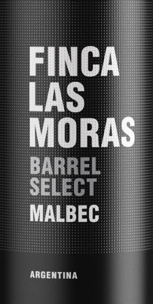Barrel Select Malbec 2019 - Finca Las Moras von Finca Las Moras