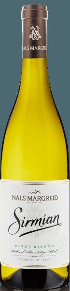 Sirmian Pinot Bianco Alto Adige DOC von Nals Margreid   VINELLO