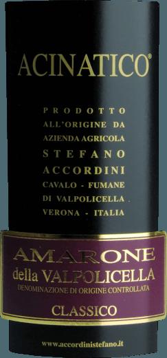 Acinatico Amarone Classico 2016 - Stefano Accordini von Stefano Accordini